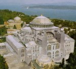 12.1. Hagia Sophia without minarets, 532-37