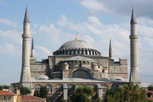 13.1. Hagia Sophia, 532-37 (2)