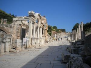 2.2. Curetes Street, Ephesus