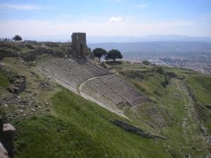 3.1. Theatre, Pergamon