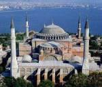 58.3. Hagia Sophia, aerial view