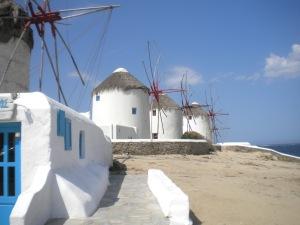 9.1. Mykonos Windmills